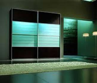 contemporary closet doors